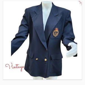 Ralph Lauren Vintage Blazer 10-12